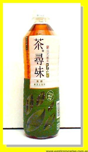 No Sugar Japanese Green Tea