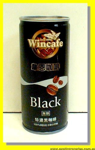 Black Coffee Sugar Free