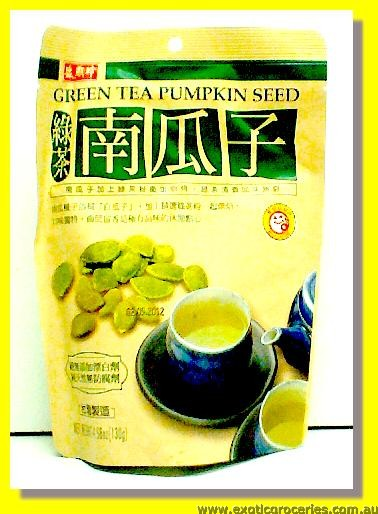 Green Tea Pumpkin Seed
