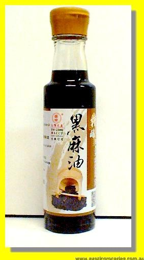 Black Sesame Oil
