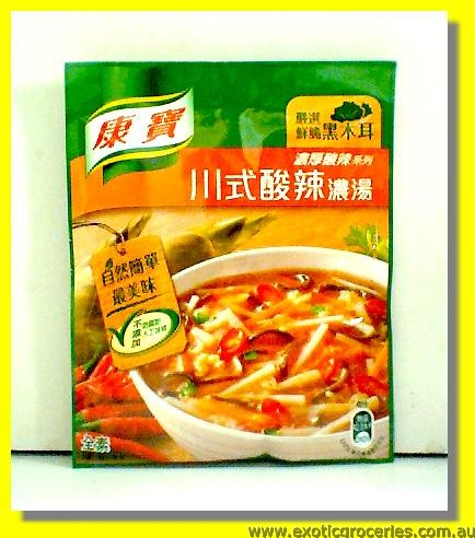 Extra Hot & Sour Soup (Szechuan Style)