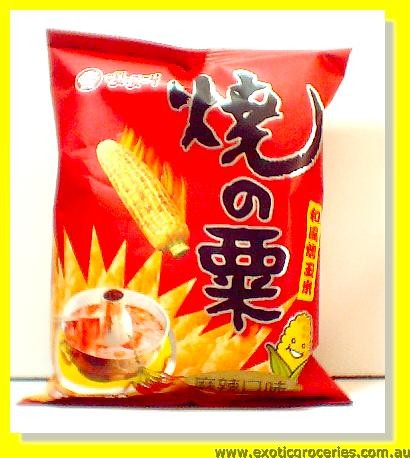 Corn Chips Hot & Spicy