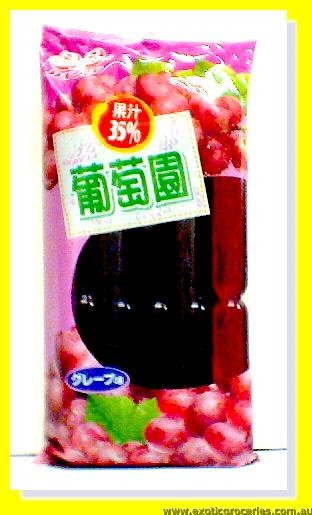 Ice Pops Grape Flavour