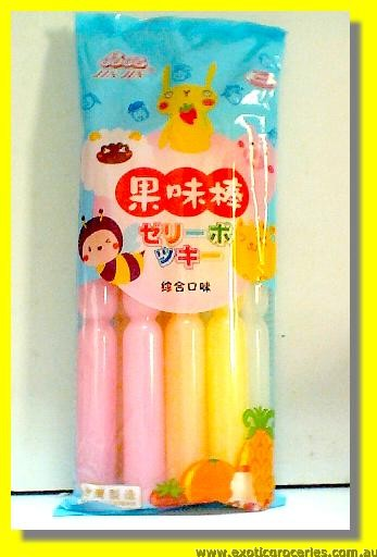 Assorted Flavour Ice Pop