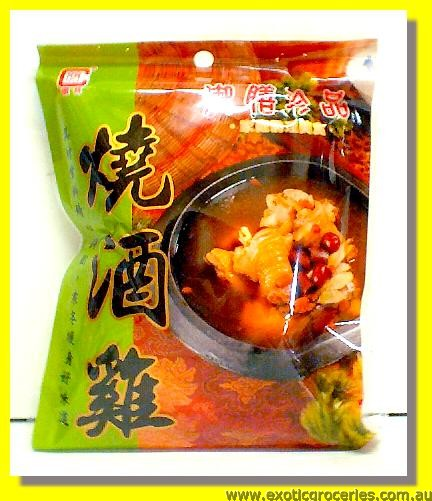 Mix Soup Pack for Liquor Chicken