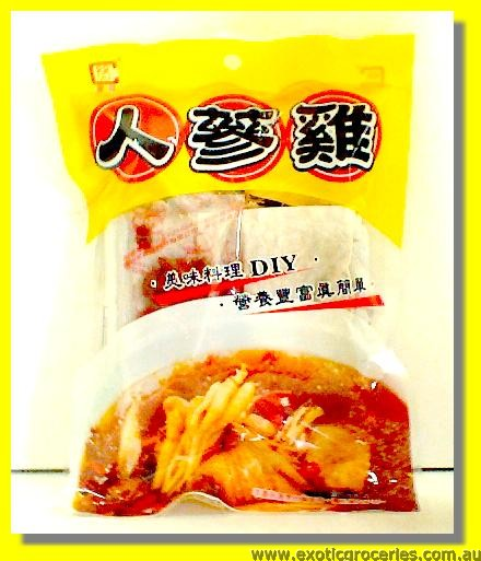Mix Soup Pack for Ginseng Chicken