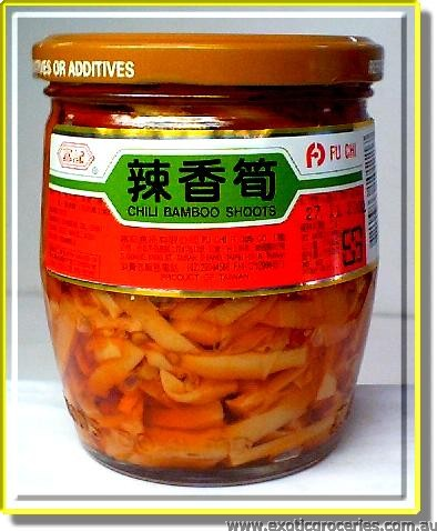 Chili Bamboo Shoots