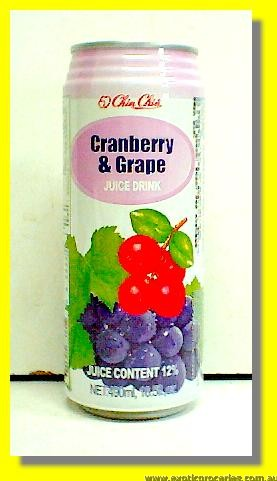 Cranberry & Grape Juice Drink