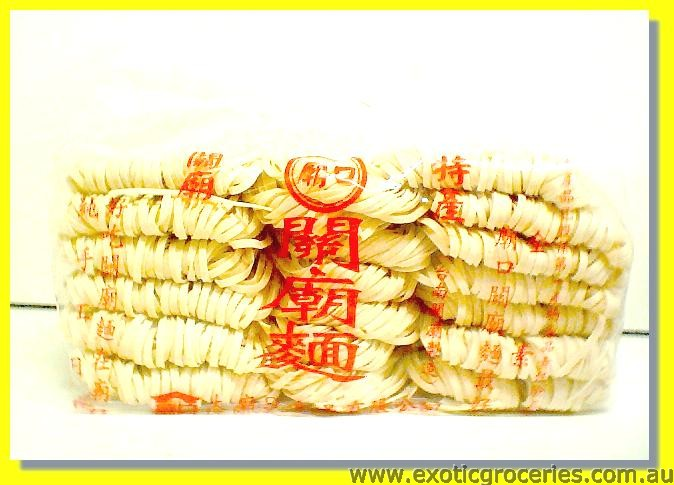 Dried Kuan Miaw Noodle Thick