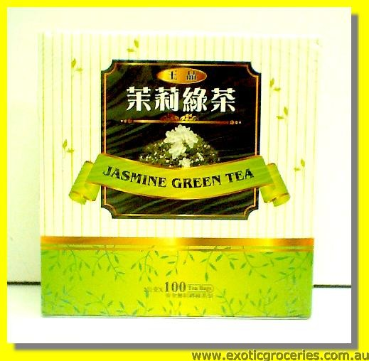 Jasmine Green Tea 100teabags