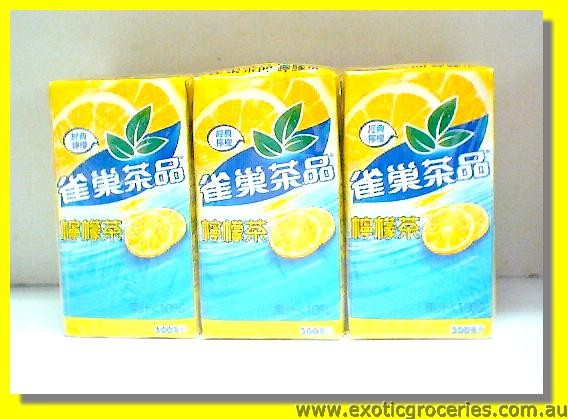 Lemon Tea Drink 6packs