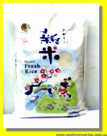 Oishii Fresh Rice