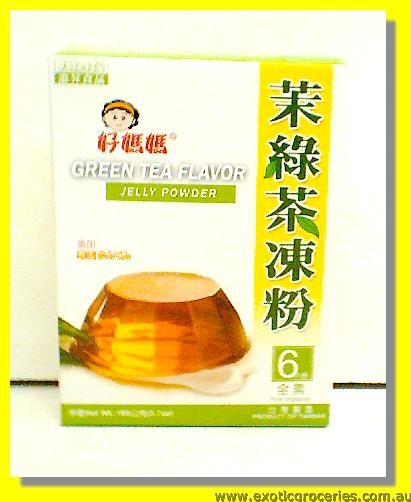 Jasmine Green Tea Jelly Powder