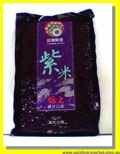 Purple Glutinous Brown Rice