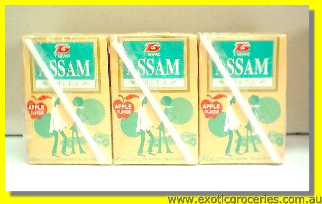 Assam Apple Milk Tea 6packs