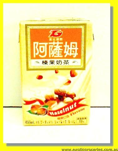 Hazelnut Flavour Milk Tea 6packs