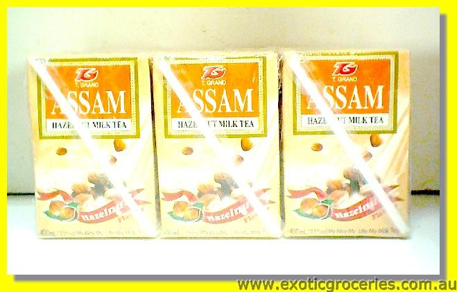 Assam Hazelnut Milk Tea 6packs