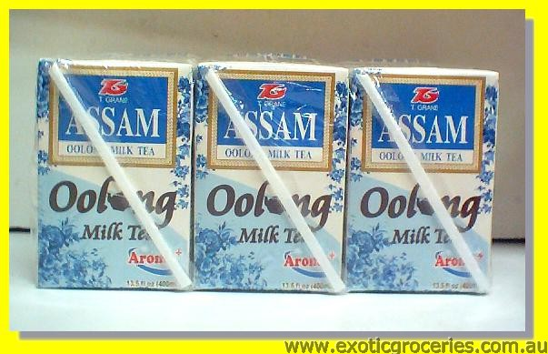Assam Oolong Milk Tea (6pkts)