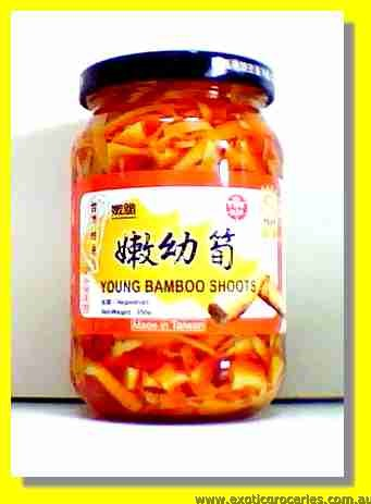Young Bamboo Shoots