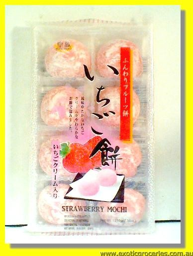 Strawberry Mochi 8pcs