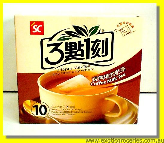 Coffee Milk Tea 10bags (Hong Kong Style Milk Tea)