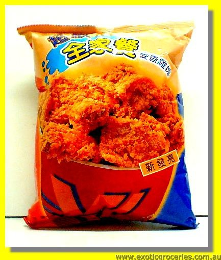 Corn Snack Chicken Flavour