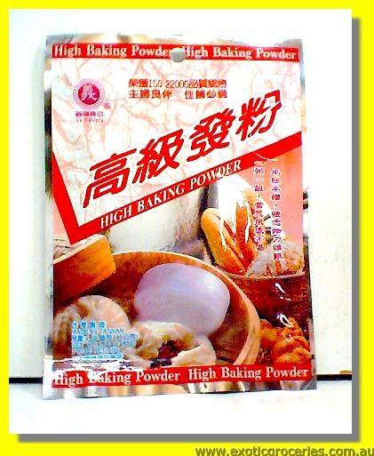 High Baking Powder