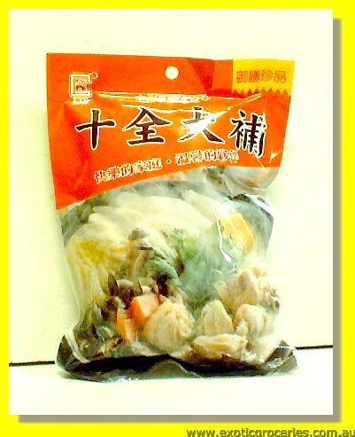 Shiquan Da Bu Tang Mix Soup Pack