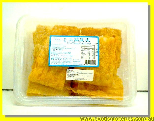 Fried Beancurd Sheet
