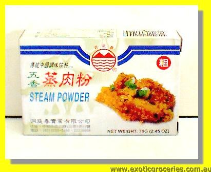 Steam Powder Coarse