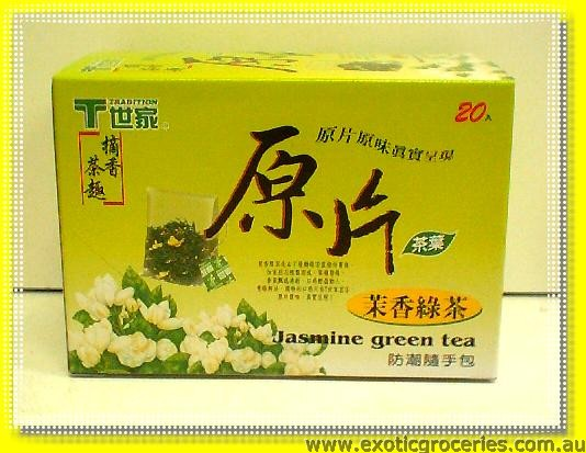 Jasmine Green Tea 20 teabags