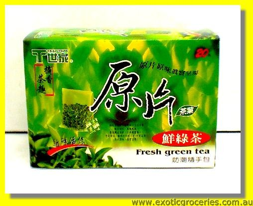 Fresh Green Tea 20 Teabags