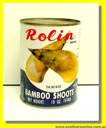 Bamboo Shoots Slices
