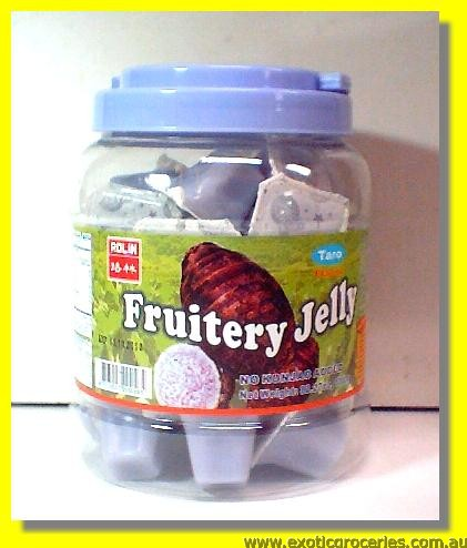 Fruitery Jelly Taro Flavour