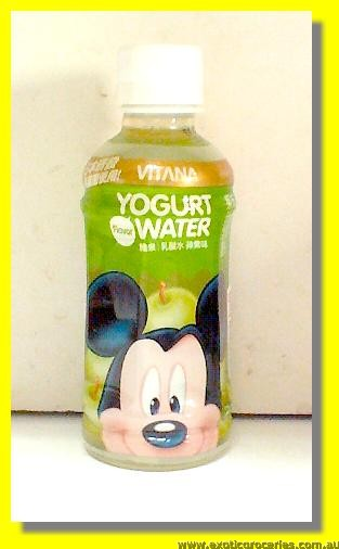 Apple Flavour Yogurt Water
