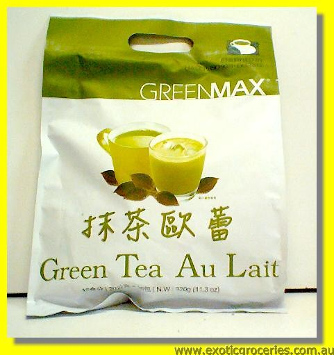 Green Tea Au Lait 16sachets
