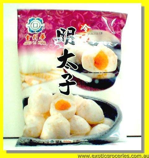Frozen Premium Fish Ball with Fish Roe