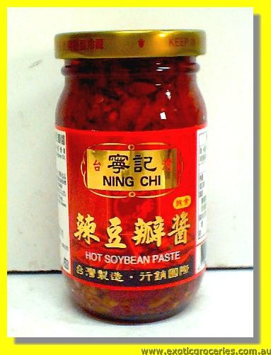 Hot Soybean Paste