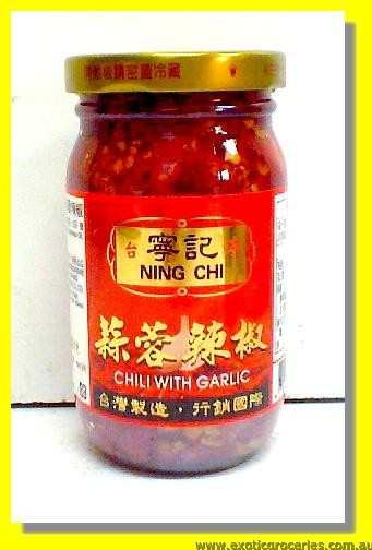Chilli with Garlic