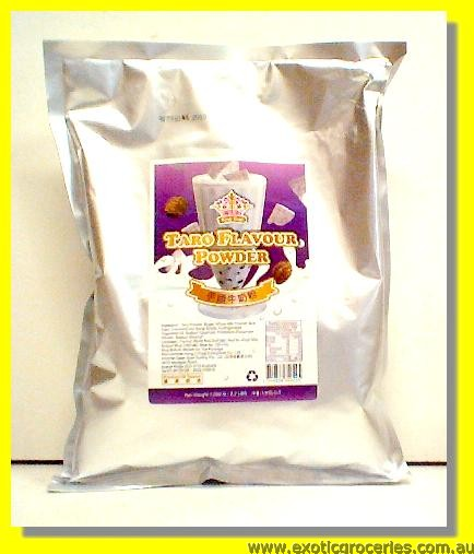 Taro Flavour Powder (Taro Milk Powder)