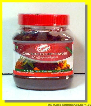 Dark Roasted Curry Powder (100% Vegetarian)
