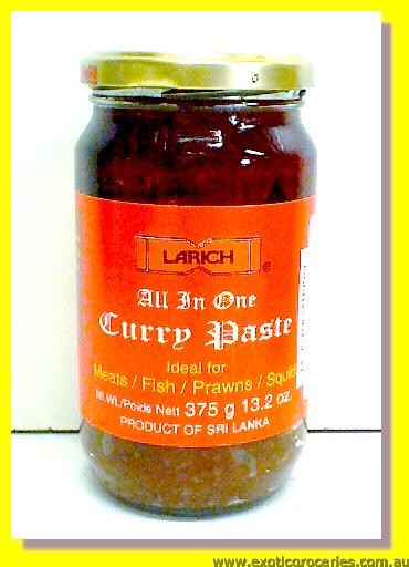 All in One Curry Paste
