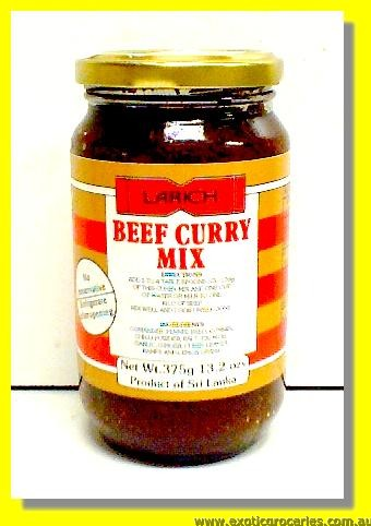 Beef Curry Mix