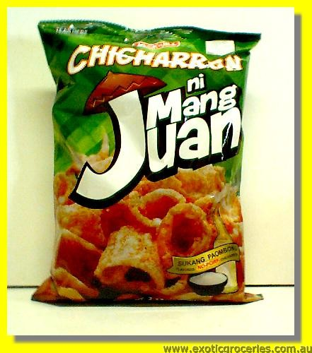 Chicharron Sukang Paombong Flavour