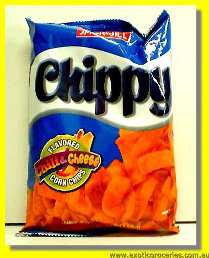 Chippy Chilli & Cheese Flavor Corn Chips