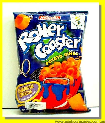 Roller Coaster Potato Rings