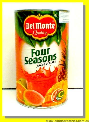 Four Seasons Juice Drink