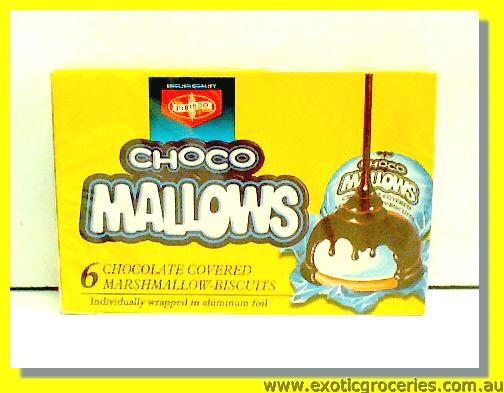 Chocolate Mallows