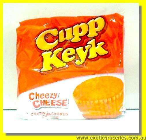 Cupp Keyk Cheese Flavoured Cup Cake 10packs