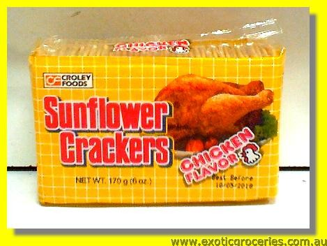 Crackers (Chicken Flavour)